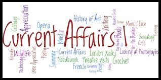 Current Affairs – Yearwise Questions – W.B.C.S. Mains Examination.
