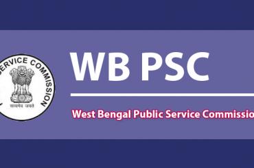 WEST BENGAL PUBLIC SERVICE COMMISSION RECRUITMENT 2017