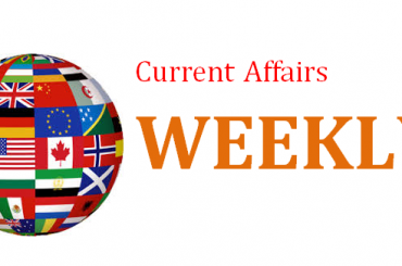 W.B.C.S. Current Affairs – 08 June 2019 To 14 June 2019.