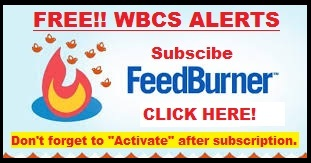 WBCS Feedburner Subscription