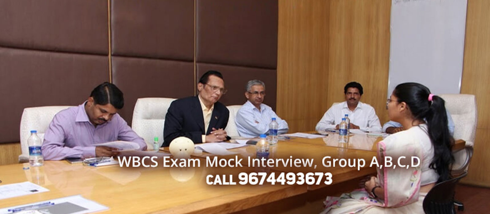 WBCS Group A B C D Mock Interview By WBCS Group A Officers