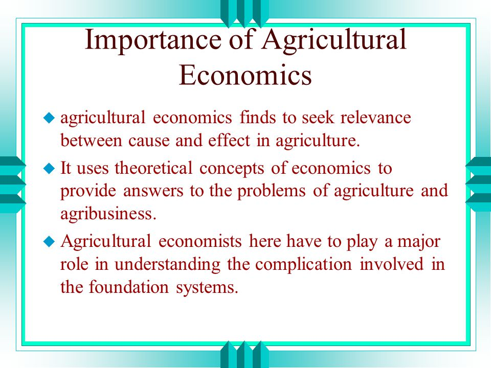 Agro-economics – Agriculture Notes – For W.B.C.S. Examination.