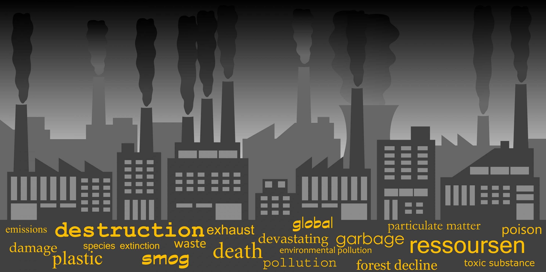 Environmental Degradation – Essay Composition – For W.B.C.S. Examination.
