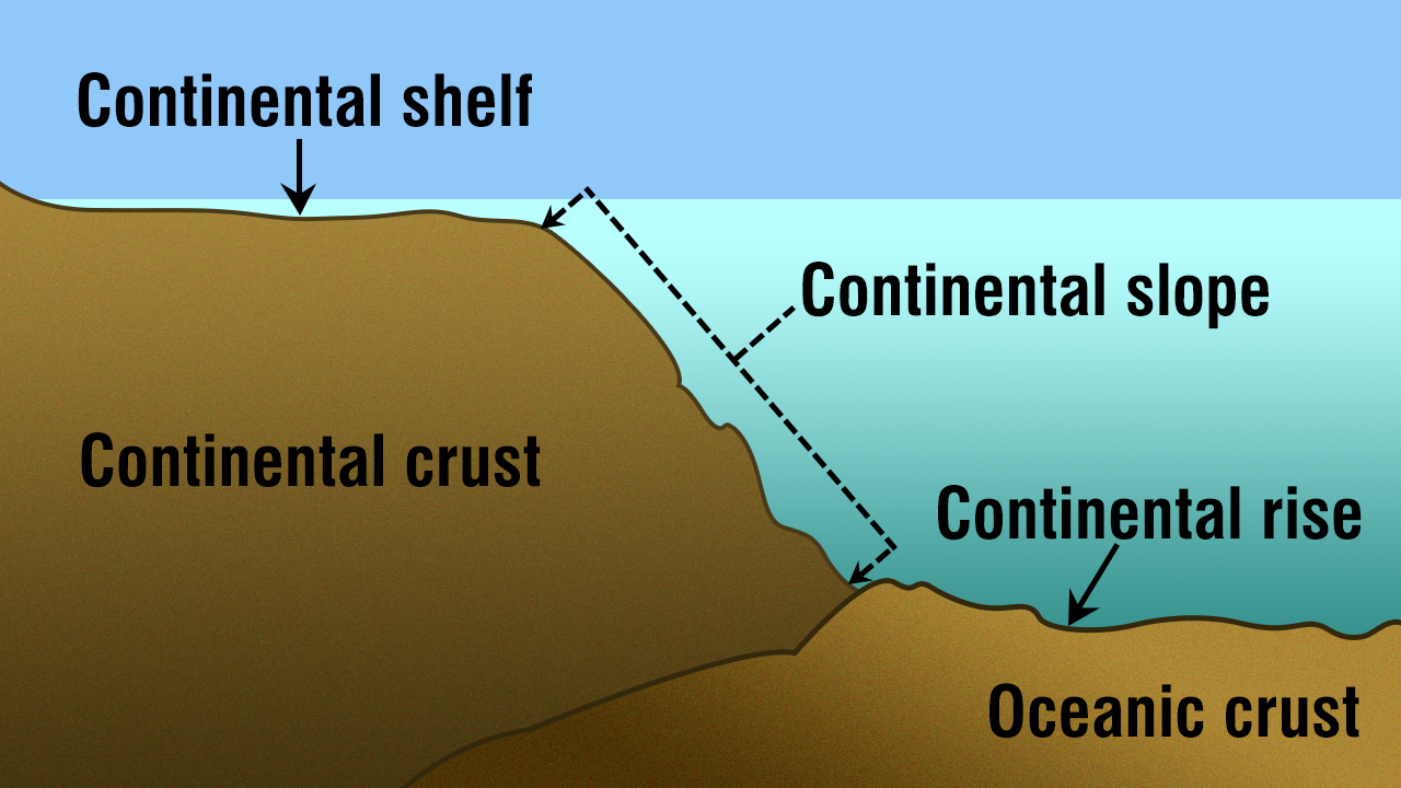 Oceanography – Geography Notes – For W.B.C.S. Examination.