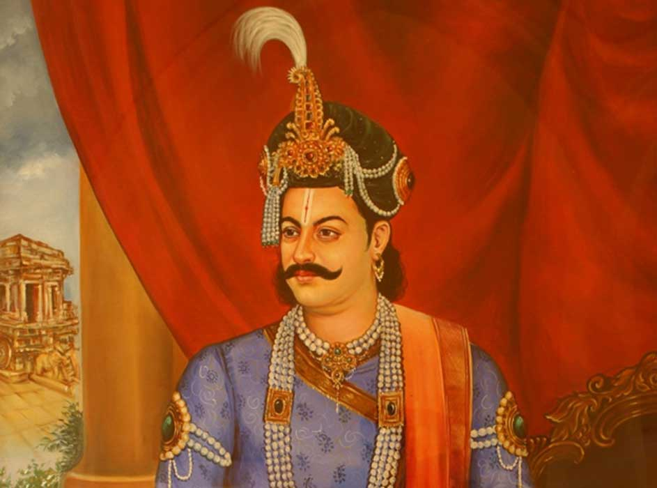 Krishnadeva Raya – History Notes – For W.B.C.S. Examination.