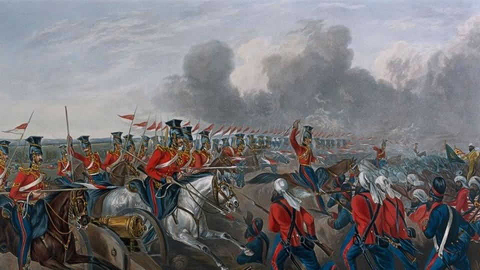 History Notes On – Sikh Wars – For W.B.C.S. Examination.
