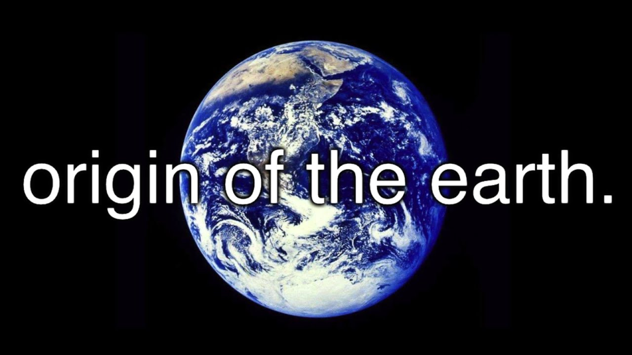 Origin Of The Earth – Geography Notes – For W.B.C.S. Examination.