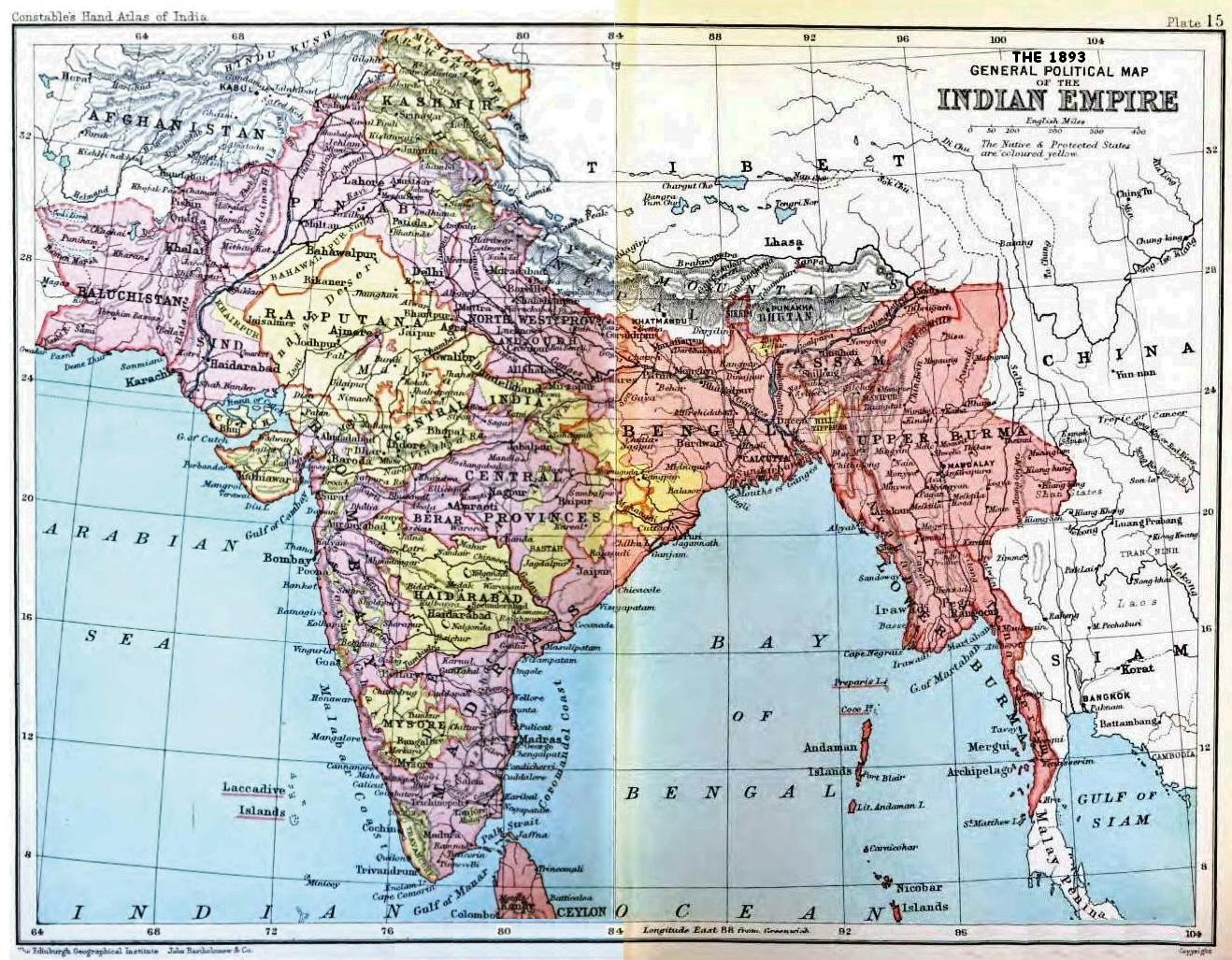 Economic History Of The Colonial Period – Economics Notes – For W.B.C.S. Examination.