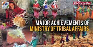 Government Of India Scheme Notes – On Ministry Of Tribal Affairs  – For W.B.C.S. Examination.