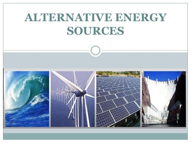 Essay Composition On – Alternative Sources Of Energy – For W.B.C.S. Examination.
