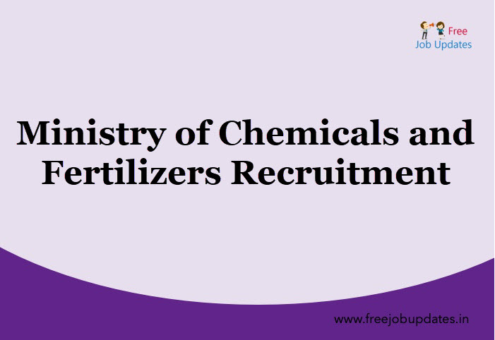 Government Of India Scheme Notes – Ministry Of Chemical And Fertilizers – For W.B.C.S. Examination.