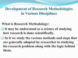 Methodologies For Development Study – Anthropology Notes – For W.B.C.S. Examination.