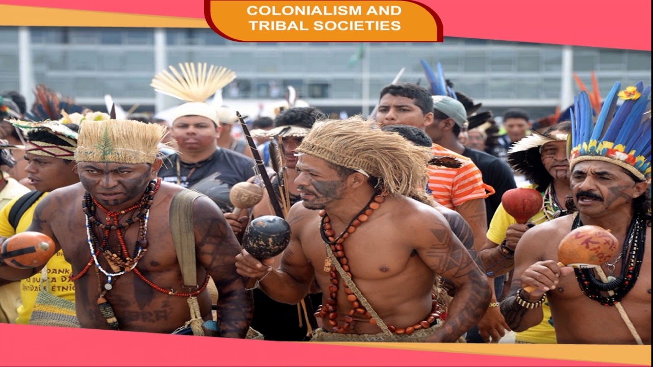 Tribal Societies – Anthropology Notes – For W.B.C.S. Examiantion.