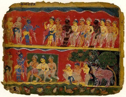Varna Organisation – Ancient History Notes – For W.B.C.S. Examination.