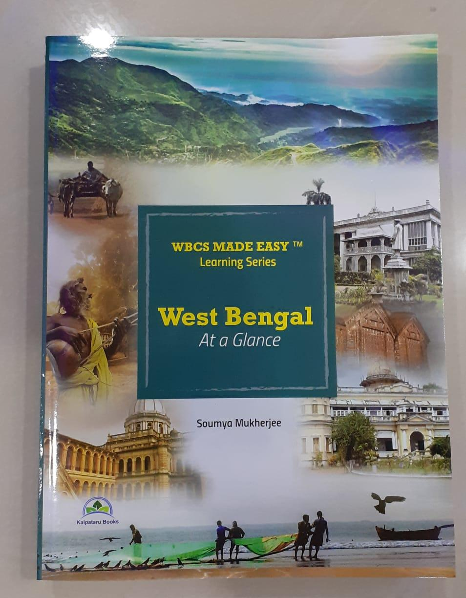West Bengal At A Glance- West Bengal Geography History Economy Demography Etc.