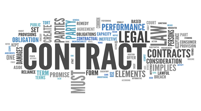 Law Of Contracts – Law Optional Notes – For W.B.C.S. Examination.