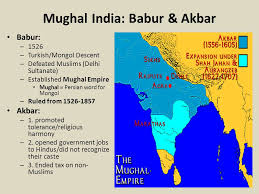Points To Remember About The Mughal India and Delhi Sultanate-For W.B.C.S Examination