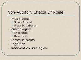 W.B.C.S. Main 2018 Question Answer – Physiology – Non-Auditory Effects Of Noise.