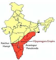 Points To Remember About The Vijaynagar Kingdom – For W.B.C.S Examination.