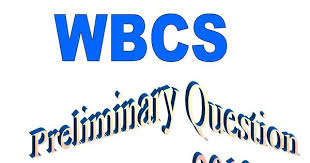 W.B.C.S. Preliminary Examination 2019 Cut-off Marks For General SC ST OBC PH Candidates
