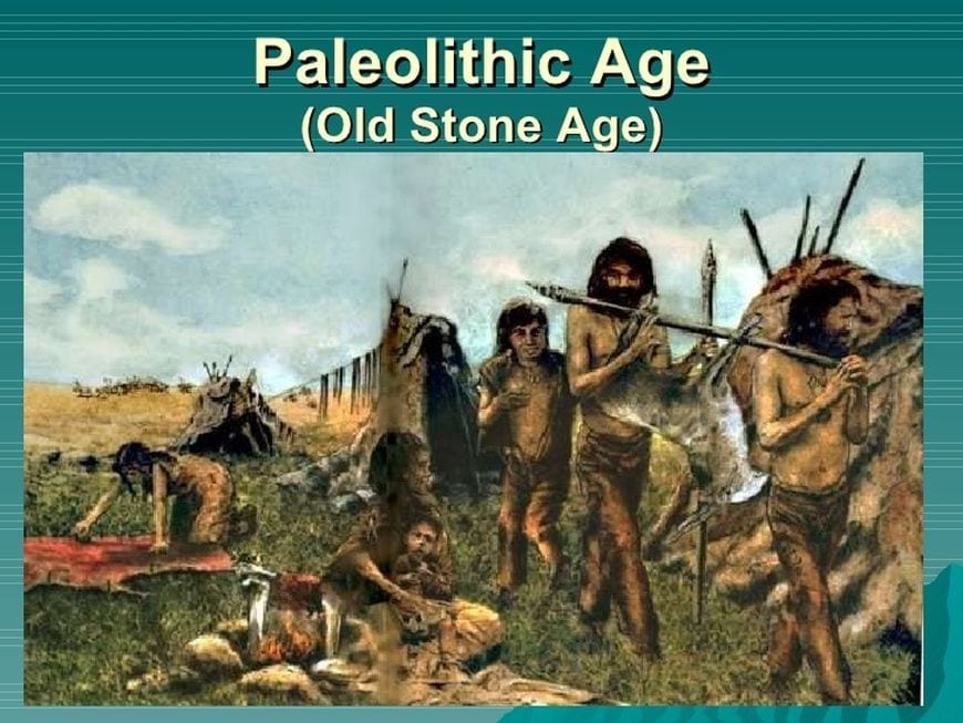 Paleolithic Period – Anthropology Notes – For W.B.C.S. Examination.