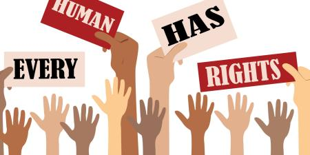 Essay Composition On – Human Rights And Discrimination – For W.B.C.S. Examination.