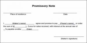 W.B.C.S.-Examination-Notes-On-–-Promissory-Note-–-Commerce-And-Accountancy-Notes
