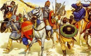 W.B.C.S. Examination Notes On – Significance Of The Arab Conquest Of Sind – History Notes.